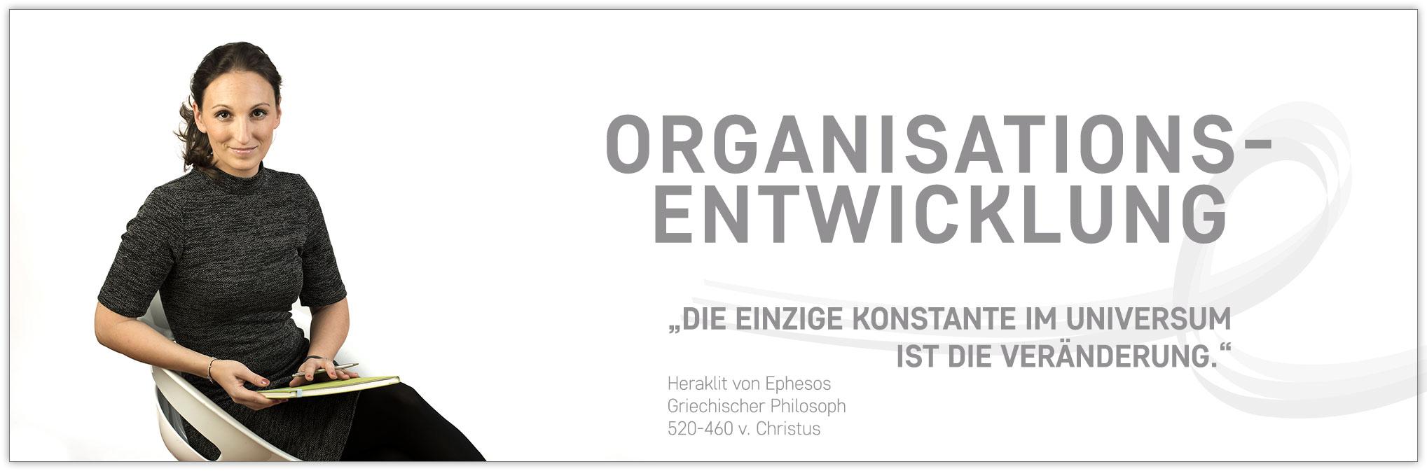 Organisationsentwicklung mit Michaela Pawlek